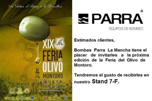 FERIA MONTORO pARRA